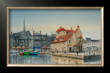 Honfleur, The Lieutenancy Posters by Peter French
