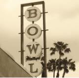 Bowl Sign Art by Walter Robertson
