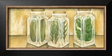 Spice Jars II Poster by Laura Nathan