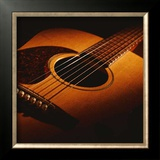 Guitar II Prints by Steve Cole