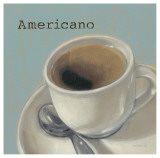 Fresh Americano Art by Norman Wyatt Jr.