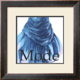 Fashion Mode Poster by Elissa Della-piana