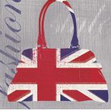 UK Style Prints by Evangeline Taylor