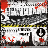Urban Beat Prints by Louise Carey