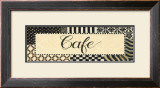 Cafe Prints by Pamela Desgrosellier