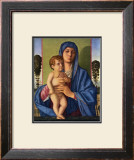 Madone et Enfants Prints by Giovanni Bellini