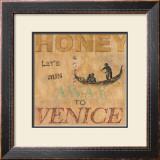 Venice Prints by Eugene Tava