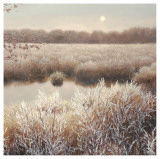 Morning Mist with Sun Prints by James Wiens