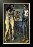 La Vie Posters by Pablo Picasso