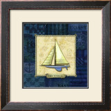 Sailing IV Art by Charlene Audrey