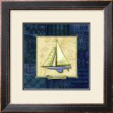 Sailing IV Art by Charlene Audrey