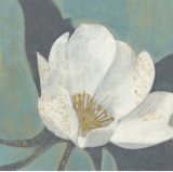 White Blossom Prints by Norman Wyatt Jr.