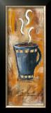 Latte Prints by Tara Gamel