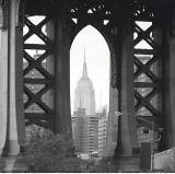 Bridge Frame Affiche par Bret Staehling