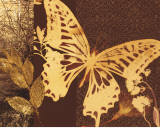 Gilded Butterfly History Posters by Matina Theodosiou