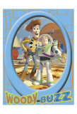 Buzz and Woody Print