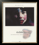 Tickle Posters by Francis Pelletier