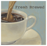 Fresh Coffee Posters by Norman Wyatt Jr.