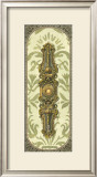 Elegant Escutcheon III Posters