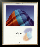 Shovel Posters by Francis Pelletier