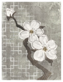 Tokyo City Blooms Prints by Morgan Yamada