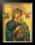 Our Mother of Perpetual Help Poster
