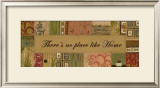 Words to Live By, No Place Like Home Prints by Sara Anderson