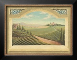 Vineyard Window I Prints by Joelle McIntyre