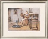 Bachelor Prints by Walter Dendy Sadler