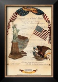 Let Freedom Ring I Posters by Kayla Boekman