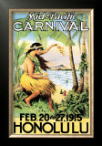 Mid-Pacific Carnival, 1915 Posters