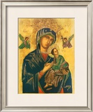 Our Mother of Perpetual Help Print