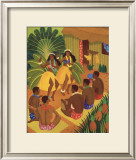 Hula Halau Prints
