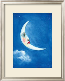 The Moon Prints by Nichola Moss
