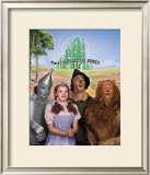 The Wizard of Oz: No Place Like Home Glitter Print