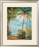 Path to Paradise II Prints by Rick Delanty