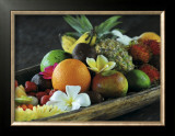 Fruit, Bali Poster by Jean-Michel Ruiz