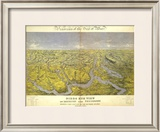 Kentucky and Tennessee, c.1861 Framed Giclee Print by John Bachmann