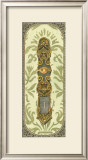 Elegant Escutcheon I Prints