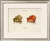 Le Garde-Meuble II Prints by E. Maincent