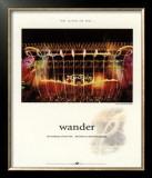 Wander Art by Francis Pelletier