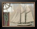 Sailing II Art by Norman Wyatt Jr.