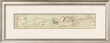 Map of the Golden Gate Park, c.1896 Framed Giclee Print by George W. Blum