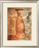 Vase Rouge I Prints by Pascal Amblard