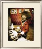 The Pianist Prints by Adam Perez