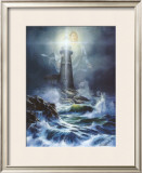 The Lord Is My Light Prints by Danny Hahlbohm