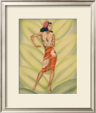 Graceful Dancer Print by  Gill