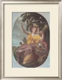 Muses II Prints by Eustache Le Sueur