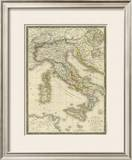 Italie Ancienne, c.1828 Framed Giclee Print by Adrien Hubert Brue