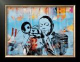 Jazz I Prints by Thierry Vieux